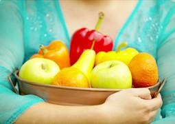 Sağlıklı yiyecekleri el altında bulundurun
