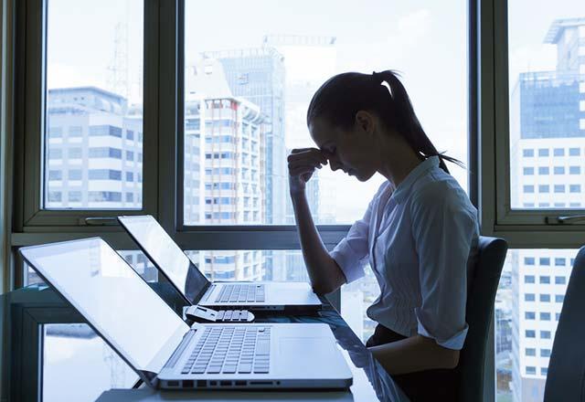Stresin vücudunuz üzerinde hiç bilmediğiniz etkileri
