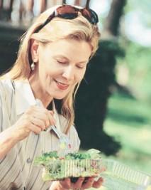Yavaş yemek yeme yerine somut bir plan saptayın